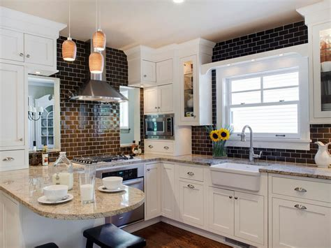 custom kitchen windows pictures ideas tips  hgtv