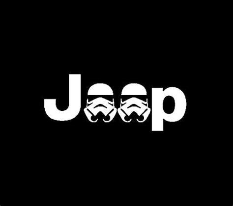 Jeep Storm Trooper Decal Vinyl Sticker Cars Trucks Vans ...