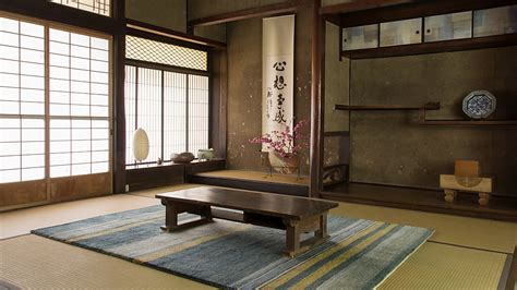 exquisitely restored tatami room  japan imgdaycom