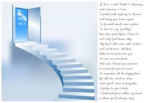 If Tears Could Build a Stairway Poem