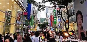 Myeongdong Seoul Mega site of Myeongdong