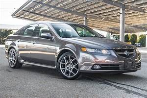 No Reserve: 2008 Acura TL Type-S 6-Speed for sale on BaT