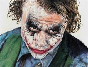 Image search: The Joker Heath Ledger