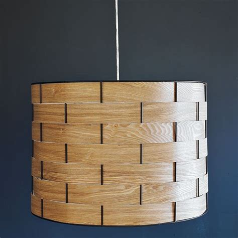 woven veneer pendant modern pendant lighting by west elm