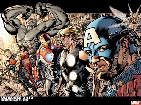 Marvel Heroes Wallpapers