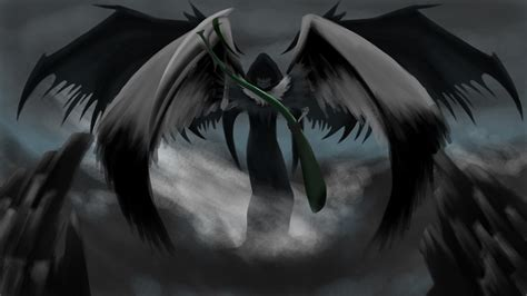 Anime Grim Reaper Wallpaper - anime grim reaper related keywords anime grim reaper