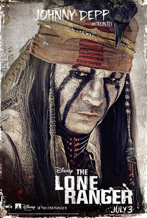 original tonto lone ranger the lone ranger posters 2013 photo 34212001 fanpop