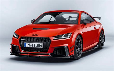 audi tt rs coupe  performance parts wallpapers