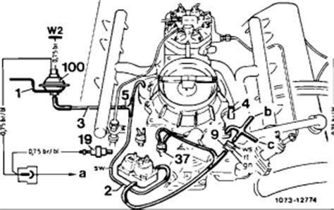 1985 Mercede Fuel System Diagram by 1984 500 Sel Fuel Injectors Peachparts Mercedes Forum