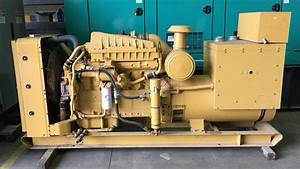 Caterpillar 211 Kw  Cat 3306 Engine  Sn