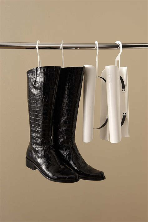 organize  boot collections  creative boot storage