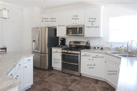 best way to organize kitchen cabinets and drawers kitchen cabinet organization how to nest for less