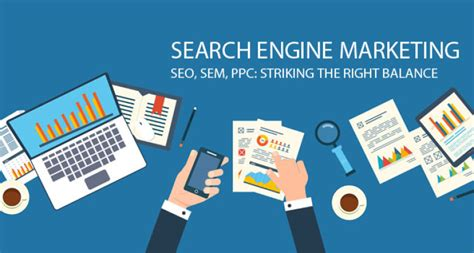 seo search marketing search engine marketing and social media web
