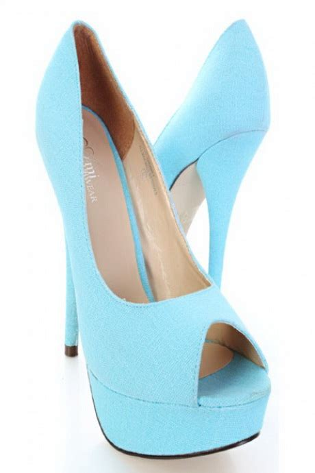 light blue shoes heels baby blue heels