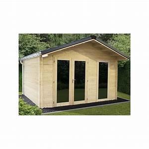 Abris De Jardin Haut De Gamme : abri de jardin madrier 28 mm haut de gamme ~ Premium-room.com Idées de Décoration