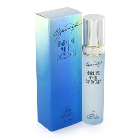 the of fragrance sparkling white
