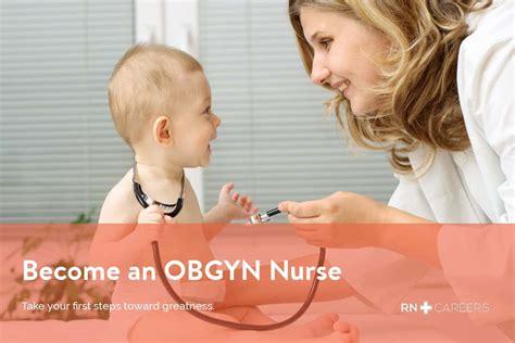 obgyn nurse salary schools rn careers