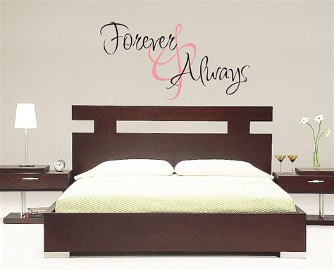 bedroom wall stickers ideas   sweet dreams