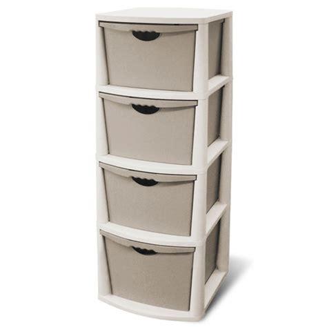 plastic storage cabinets at walmart sterilite 4 drawer storage cabinet garage storage