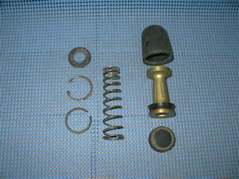 Chevrolet Truck Brake Master Cylinder Rebuild