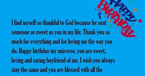 romantic birthday paragraphs   boyfriend happy