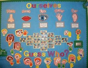 Guess Who Display classroom display class display