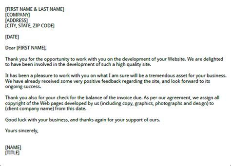thank you letter to clients for their business sle thank you letter for client referral business 25120