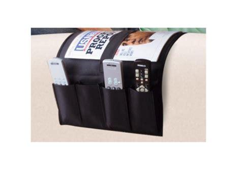 Remote Control Caddy Holder Storage Keeper Sofa Couch Arm