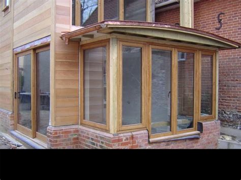 stained patio doors