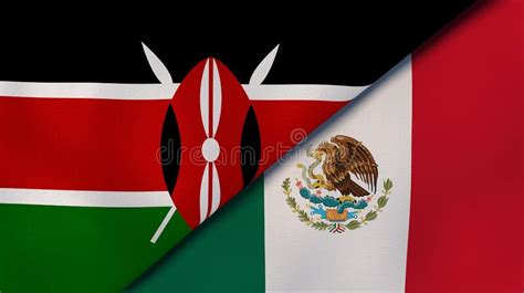 The Flags Of Mexico And Peru. News, Reportage, Business ...