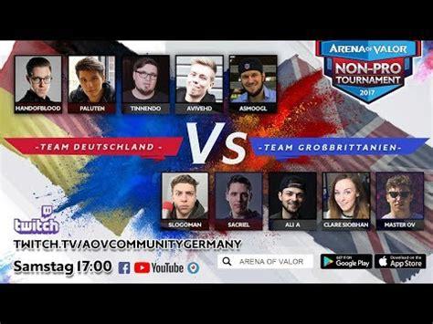 arena  valor  pro tournament aov npt  ger  uk