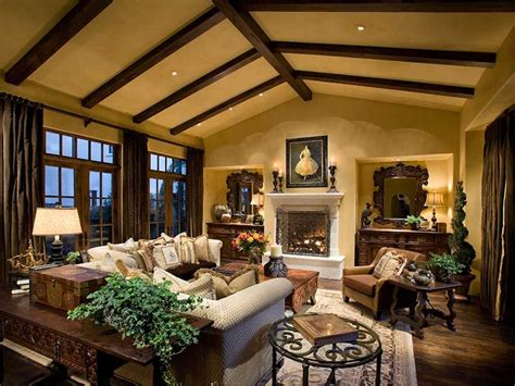 Rustic Decor Ideas, Rustic Luxury Home Interior Design