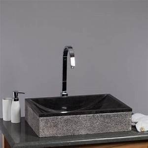 Waschbecken Eckig Klein : marmor waschbecken waschtisch g ste wc design ~ Watch28wear.com Haus und Dekorationen