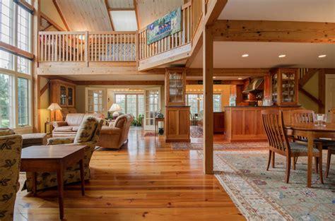 Barn House Designs Plans by Merrill Brook Yankee Barn Homes