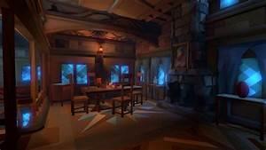 Fantasy, Interiors