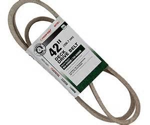 arnold deck drive belt for 42 in troy bilt mtd oem 754 04060