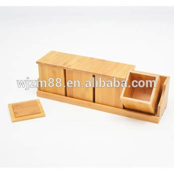 storage box for kitchen custom bamboo spice storage boxes bamboo salt box for 5854