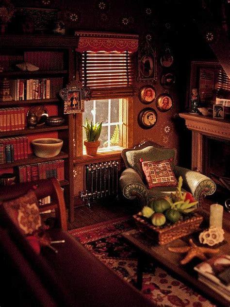 Dollhouse Miniature Room