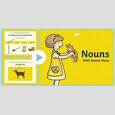 Nouns Powerpoint  Nouns, Powerpoint, Words, Grammar Gang, Vocabulary
