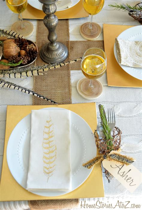 tablescapes  autumn  thanksgiving  life  kids