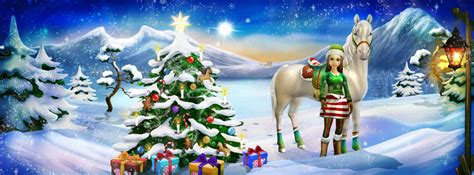 Living Room Christmas by Star Stable Online Game For Horse Lovers This Mama Loves