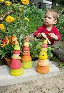 Wanddeko Für Den Garten : der turm steht fast basteln mit kindern wurmturm ~ A.2002-acura-tl-radio.info Haus und Dekorationen