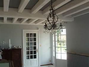 Peindre Des Poutres Anciennes : travi in finto legno le travi materiale trave ~ Premium-room.com Idées de Décoration