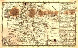 Hungary Map 1800