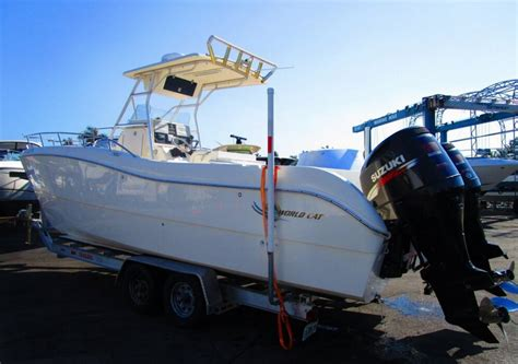 World Cat Boats The Hull Truth by 2002 World Cat 266sf The Hull Truth Boating And