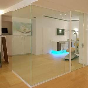 Glas Für Tür : glas trennwand ohne t r auf ma meitinger glas m nchen garching ~ Orissabook.com Haus und Dekorationen
