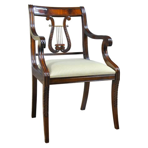 wooden harp back chairs ndrac008