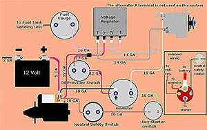 Mf35 Massey Ferguson Wiring Diagram