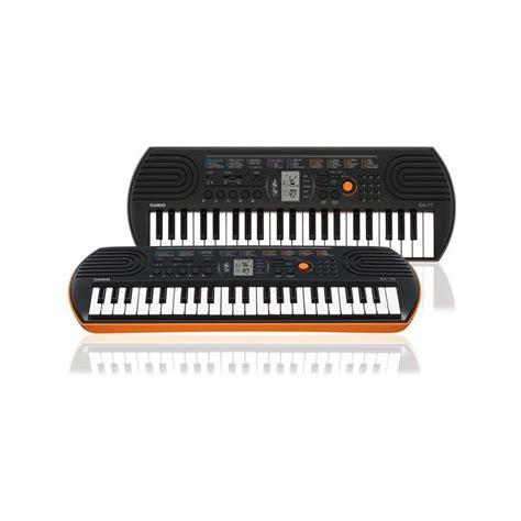 Casio Sa76 by Casio Sa 76 Keyboard Z Bombilla