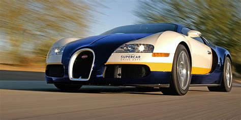 Bugatti Veyron Driving Experiences Offered In The Uk